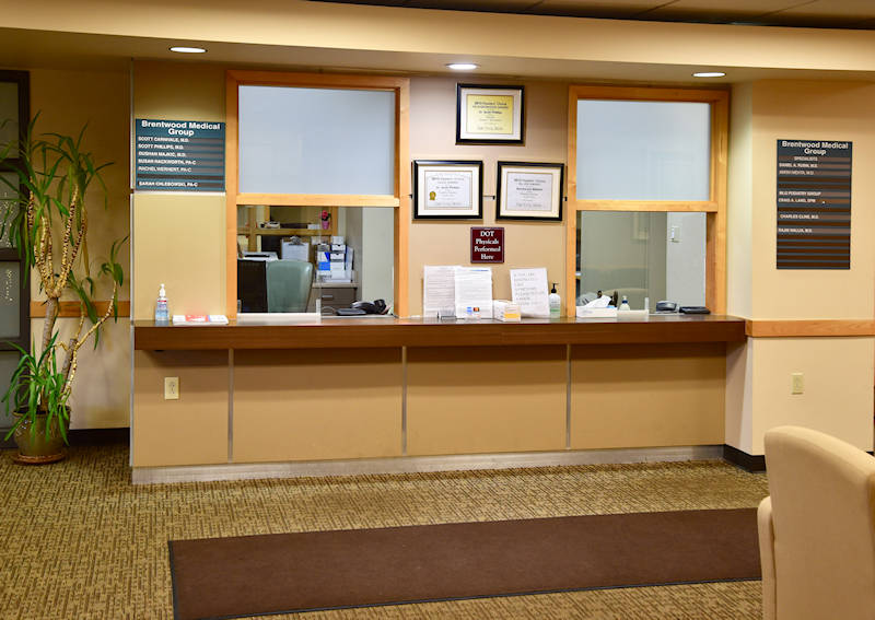 , Patient Information, Brentwood Medical Group